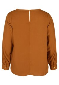Zizzi - Blouse - brown