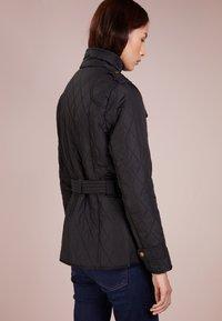 Barbour International - TOURER INTERNATIONAL POLARQUILT - Summer jacket - black - 2