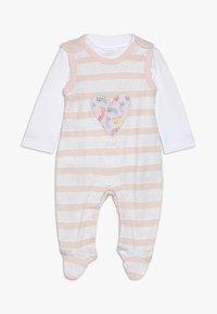 Jacky Baby - SET GIRLS 2 PACK - Dupačky na spaní - light pink - 2
