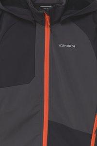Icepeak - KENTON UNISEX - Soft shell jacket - granite - 3