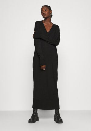 DEENA DRESS - Maxi dress - black