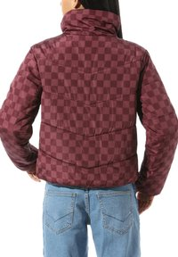 Vans - WM FOUNDRY - Winter jacket - port royale checkerboard - 1