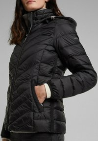 Esprit - Winter jacket - black - 5