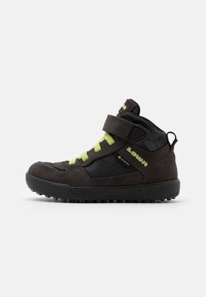 MIKA II GTX UNISEX - Hiking shoes - anthracite