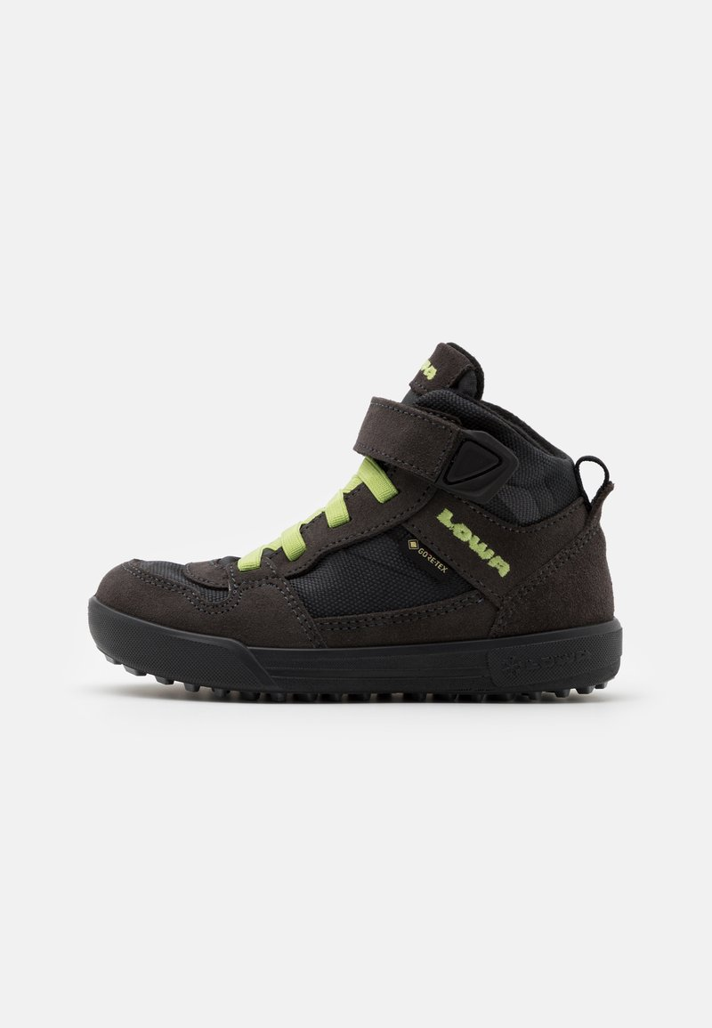 Lowa - MIKA II GTX UNISEX - Hiking shoes - anthracite