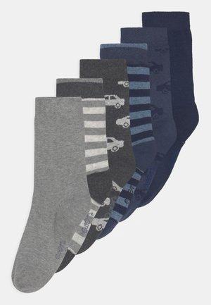BOY 6 PACK - Socks - multi-coloured