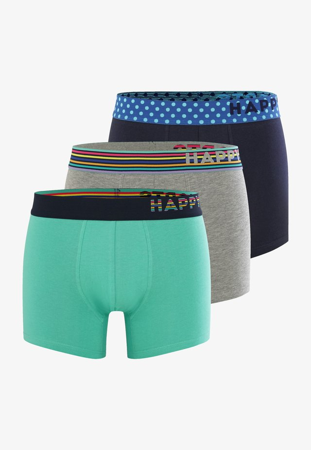 3 PACK - Pants - mehrfarbig