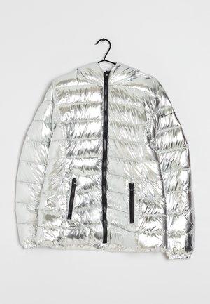 Winterjas - silver