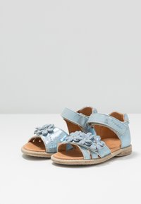 Froddo - CARLINA MEDIUM FIT - Baby shoes - light blue - 3