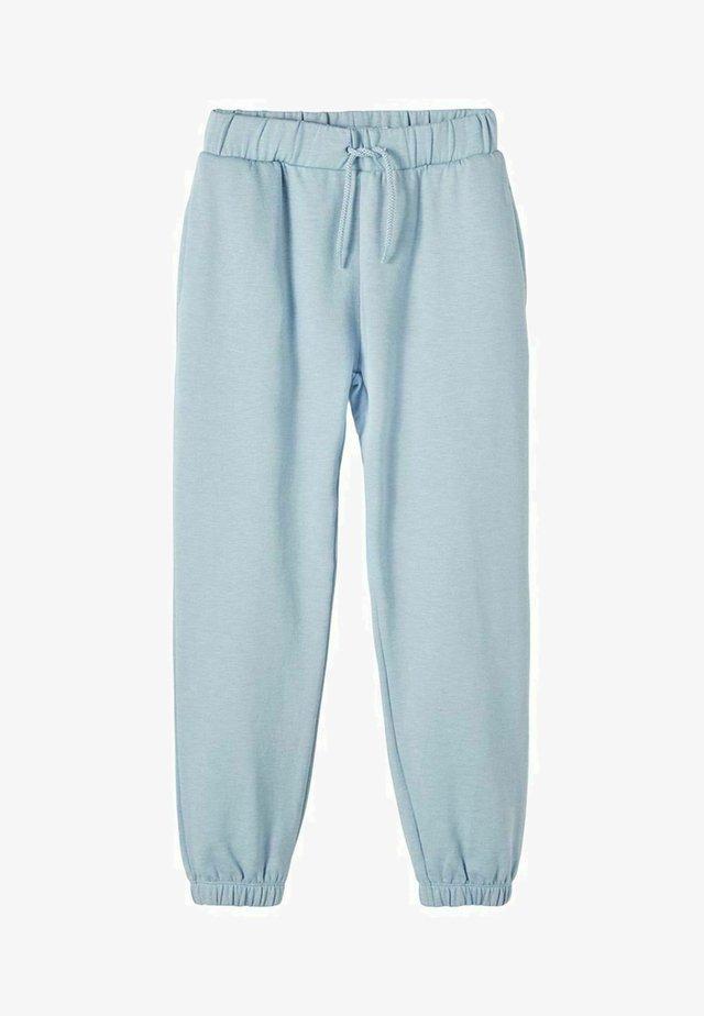 Spodnie treningowe - dusty blue