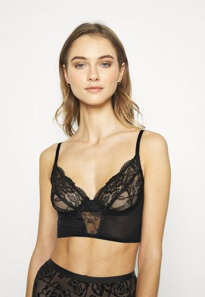 BLESS ME - Underwired bra - black