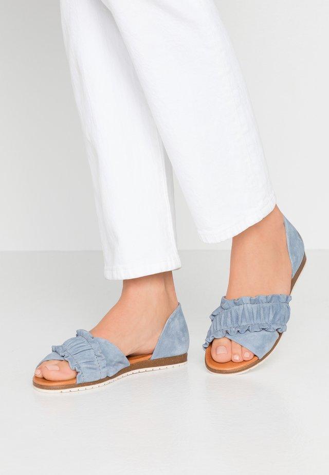 CANDY - Sandaler - light blue