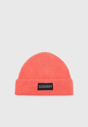 RED DRAGON UNISEX - Beanie - persimmon pink