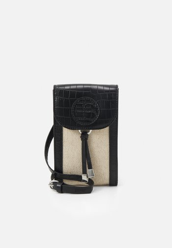 RACHEL PHONE - Across body bag - black