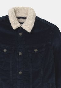 Jack & Jones Junior - JJIALVIN JJSHERPA  - Winter jacket - navy blazer - 2