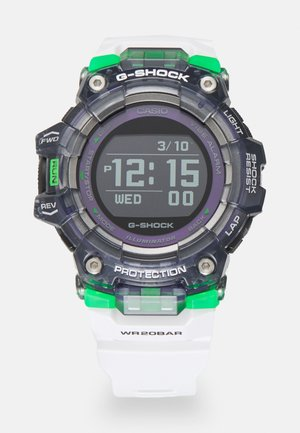 PHYSICAL LAB - Digital watch - blue/green