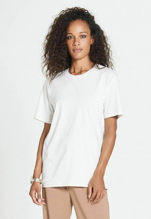 ESSENTIAL  - T-shirt basic - white