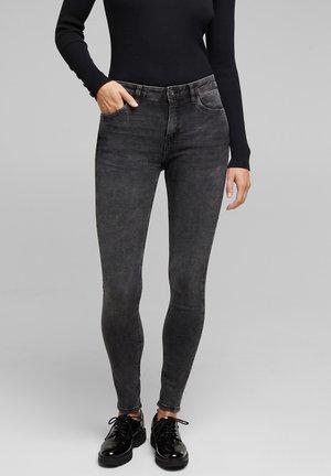 Slim fit jeans - black medium w