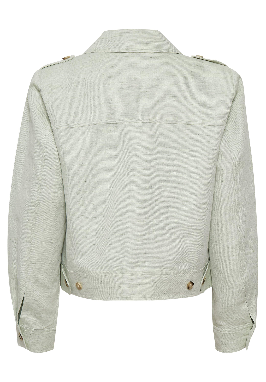 Largest Supplier Women's Clothing Gestuz GESTUZ EVERLYGZ  Summer jacket pale green ZPcvnnCkC