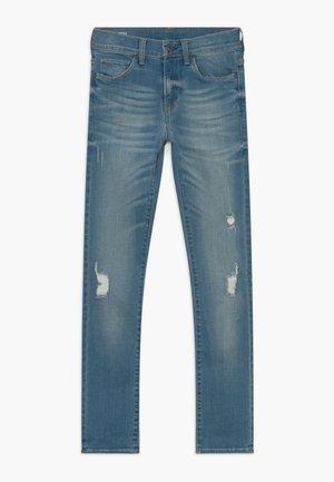 3301 - Straight leg jeans - denim