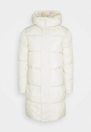 Winter coat - smoke white