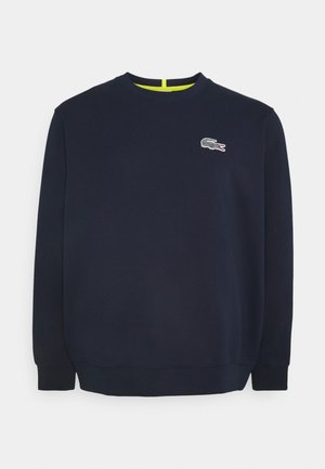 LACOSTE X NATIONAL GEOGRAPHIC - Sweatshirt - navy blue