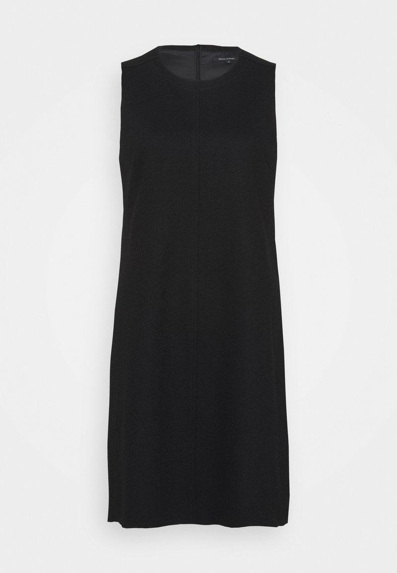 Marc O'Polo - DRESS EASY STYLE SHORT LENGTH - Cocktail dress / Party dress - black
