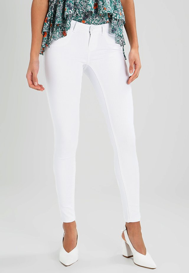 NMEVE  - Jeans Skinny Fit - bright white