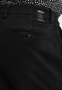 Replay - ZEUMAR HYPERFLEX  - Pantaloni - black - 5
