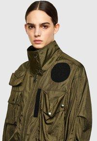 Diesel - C-CORAL - Summer jacket - military green - 3