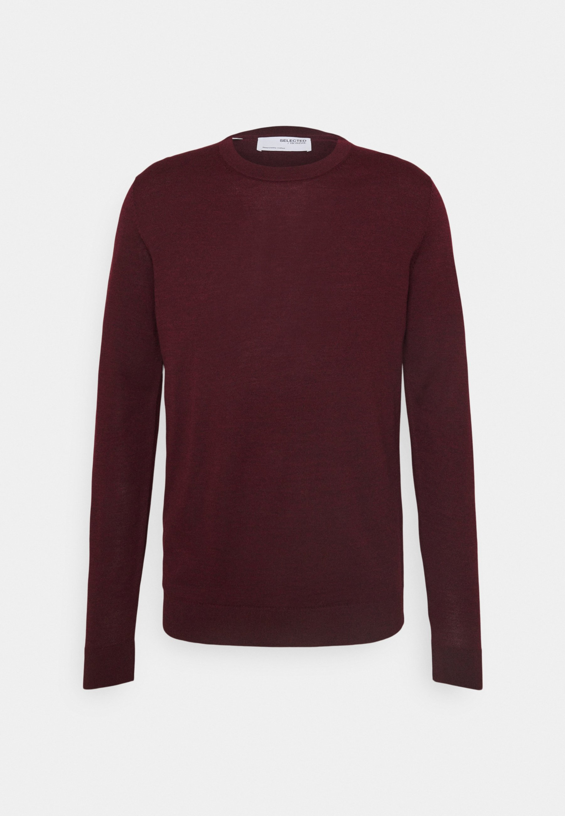 Homme SLHTOWN MAX CREW NECK - Pullover