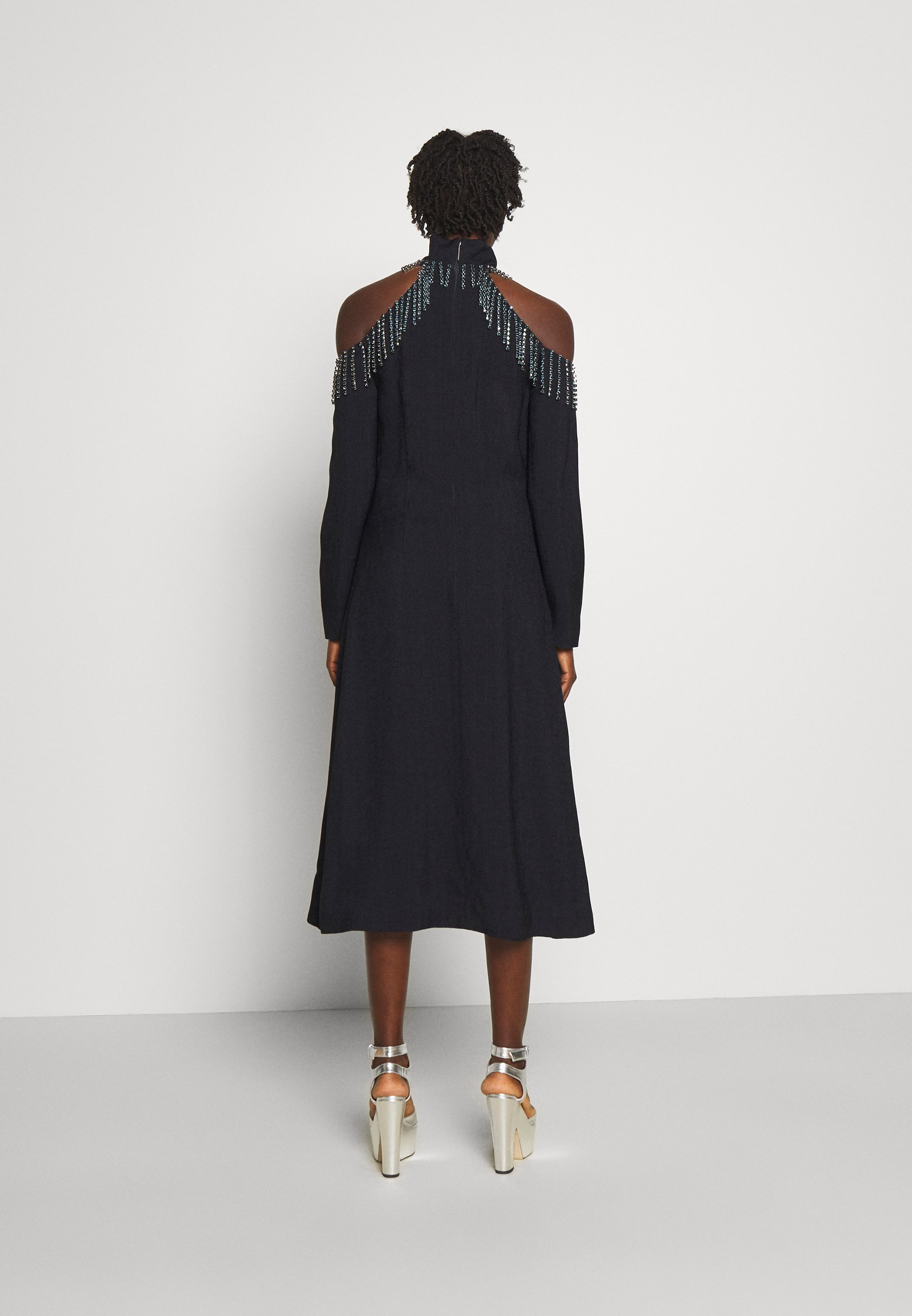 Damen CUPCHAIN CUT OUT SHOULDER DRESS - Cocktailkleid/festliches Kleid