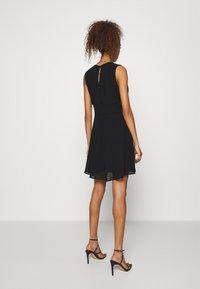 TFNC - SOREAN MINI - Vestido de cóctel - black - 2