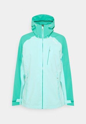 WOMENS BIRCHDALE - Hardshell jacket - blue