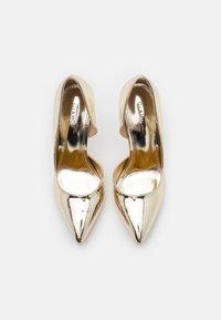 Glamorous - Classic heels - gold - 5