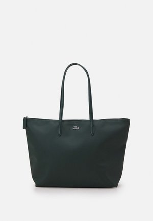 Shopping bag - dark green