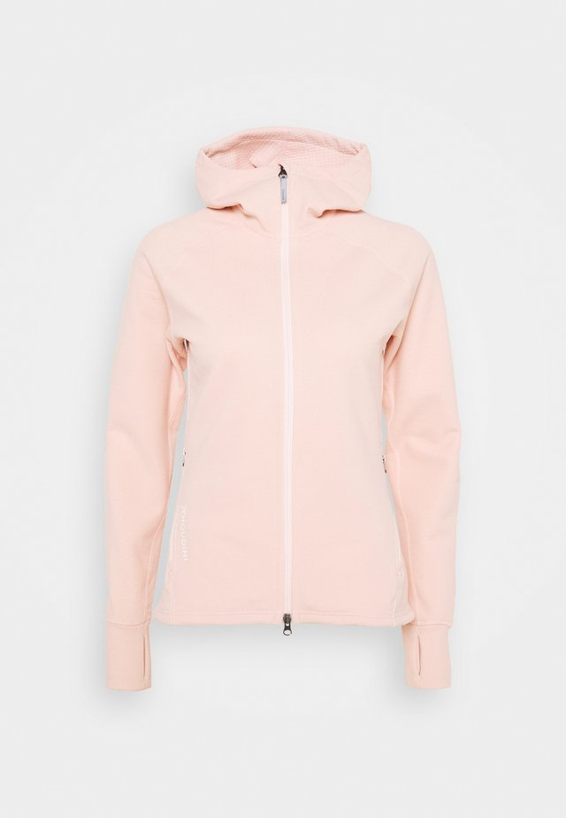 MONO AIR - Training jacket - dulcet pink