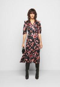 The Kooples - Maxi dress - black - 1