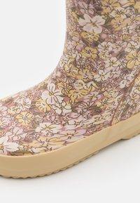 Wheat - BOOTS ALPHA UNISEX - Wellies - rose - 5