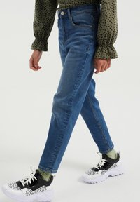 WE Fashion - Jeans baggy - blue - 1