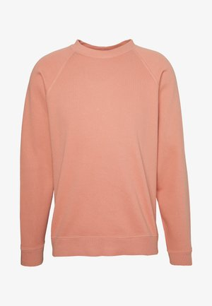 CREW NECK PASTEL - Sweatshirt - rose