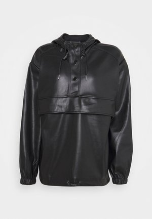 PULL OVER - Blouson Bomber - black