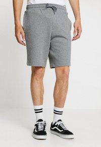 Lyle & Scott - Shorts - mid grey marl - 0