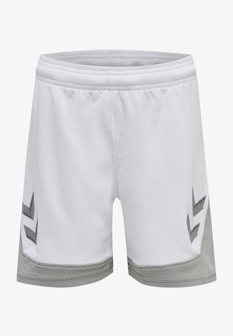 Hummel - LEAD  - Shorts - white