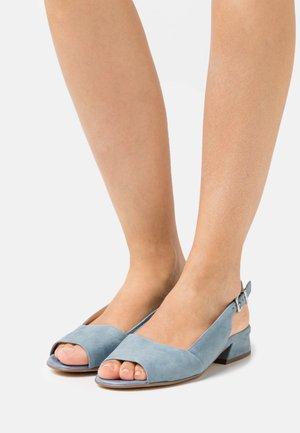 PANA - Sandals - jeans