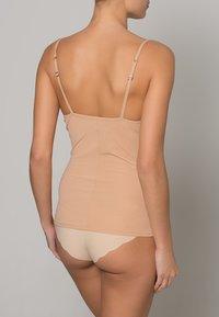 Hanro - ALLURE - Unterhemd/-shirt - nude - 1