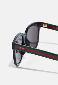 Gucci - Sunglasses - black/green/grey - 2