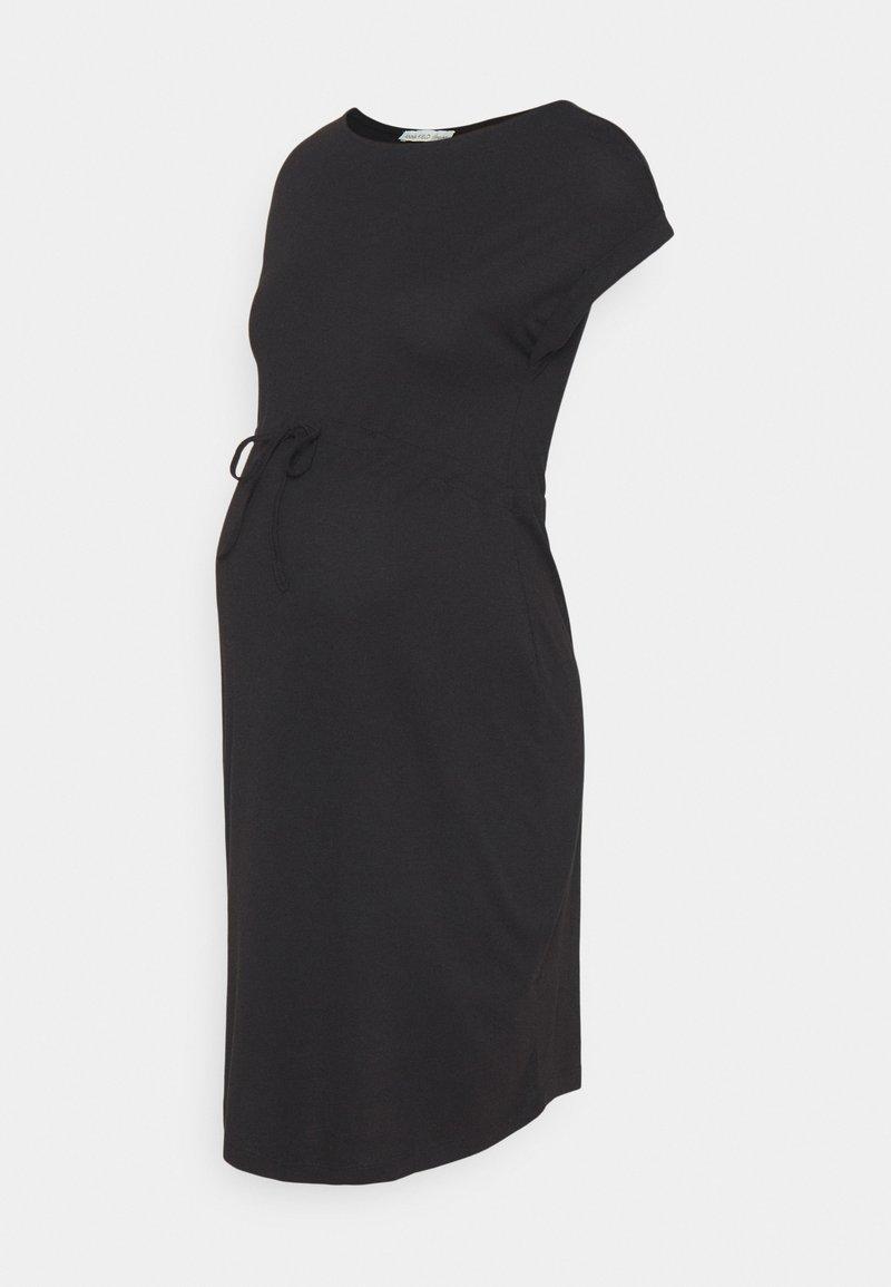 Anna Field MAMA - Vestido ligero - black