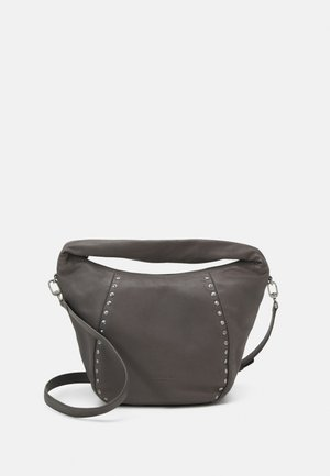 FAHOBO - Handbag - honey grey