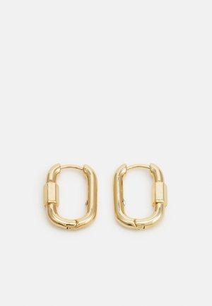 DELILAH - Earrings - gold-coloured